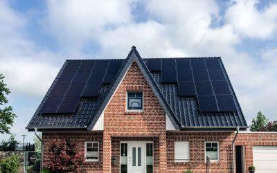 PV Anlage für Einfamilienhaus